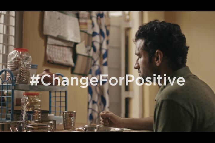 #ChangeForPositive - Population First - Laadli