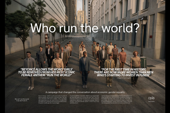 Who Run The World? - Investment Banking - DNB Bank