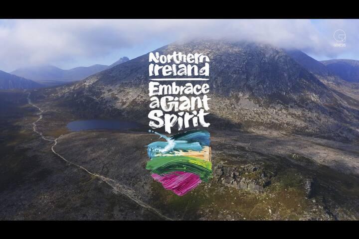 Northern Ireland – Embrace a Giant Spirit - Northern Ireland – Embrace a Giant Spirit - Tourism Northern Ireland