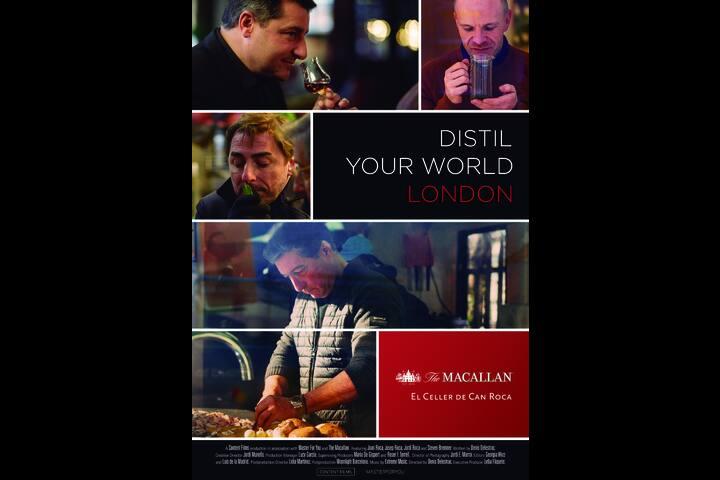 Distil Your World Series - The Macallan - Distil Your World Series