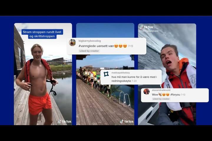 Norways Coolest Summer Job - NGO - The Norwegian Sea Rescue Society