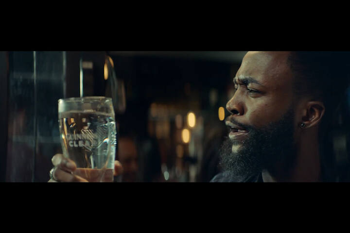 Diageo - Clear - Guinness