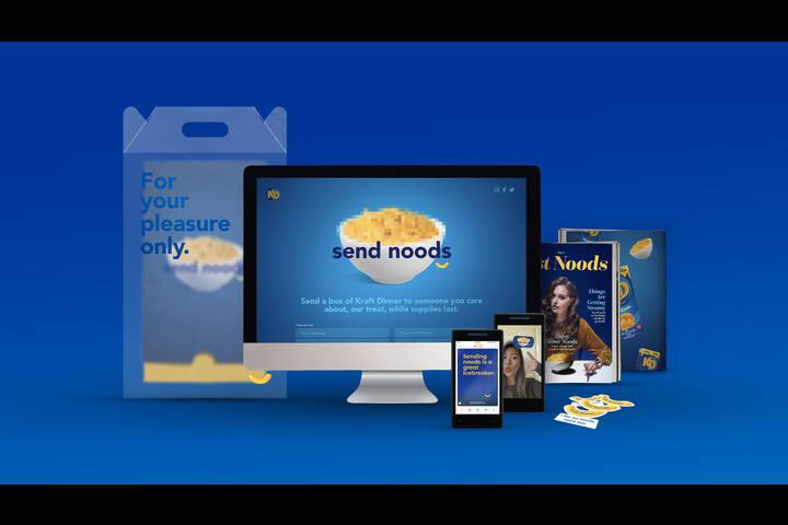 Send Noods - Heinz by Nature - Kraft Heinz
