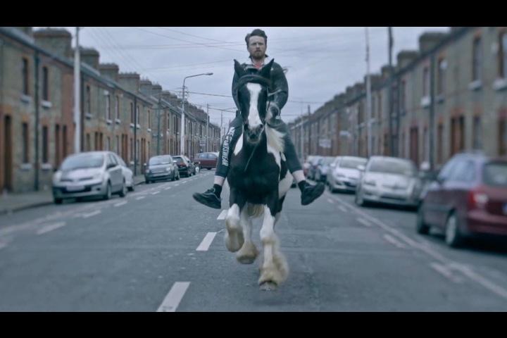 Grey Area - Rua Meegan & Trevor Whelan as GRIZZLY - Little Wolf Media