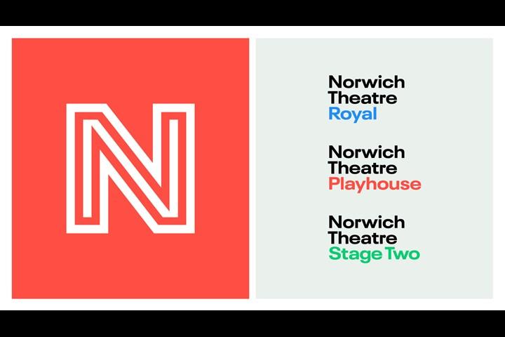 Norwich Theatre Rebrand - Performing Arts Theatre - Norwich Theatre