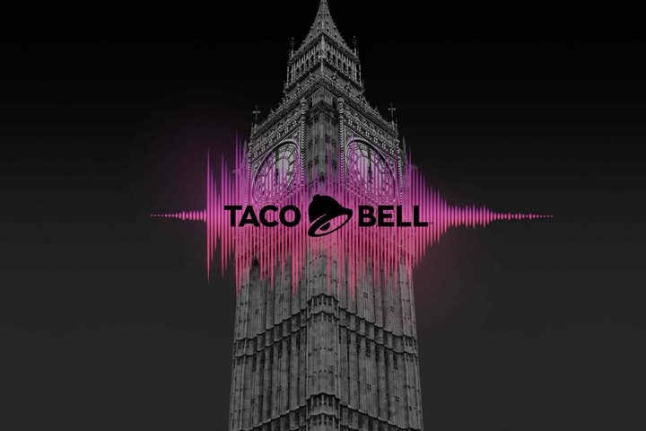 BIG BELL - Fast Food Restaurant Chain - TACO BELL